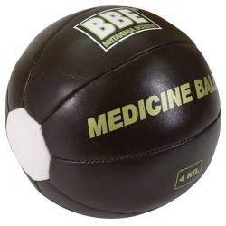Palla medica in pelle BBE - 4 kg.