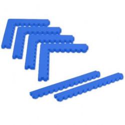 Cornice perimetrale da 2,2 cm. per tatami Trocellen