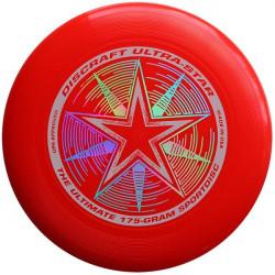 Frisbee UltraStar per Ultimate, da competizione rosso