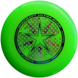 Frisbee UltraStar per Ultimate, da competizione verde