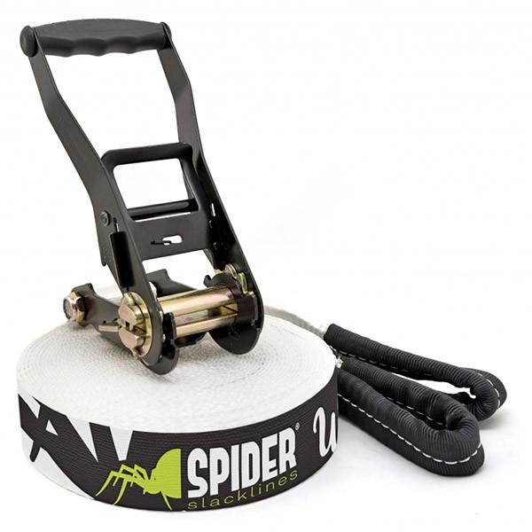 Spider Slackline Whiteline 15