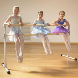 Sbarra danza mobile mod. Accademia da 2 metri, super resistente