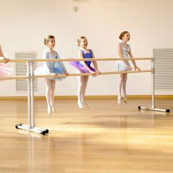 Sbarra danza mobile Accademia lezione