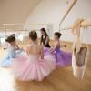 Sbarra danza mobile Accademia da 3 m, scuola di danza