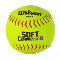 Palla da softball Wilson Soft Compression