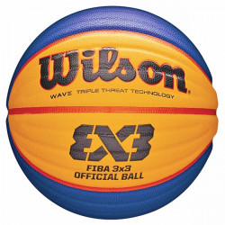 Pallone ufficiale basket 3X3 Wilson