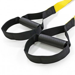 maniglie del set per allenamento in sospensione P3X professionale