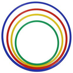Cerchio in nylon a sezione piatta - da 50 a 80 cm.