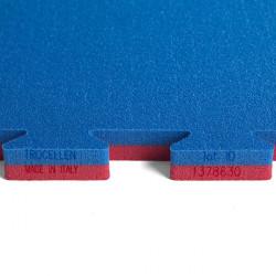 Tatami per arti marziali Trocellen mt. 1x1 spessore cm. 2,2, modello multisport