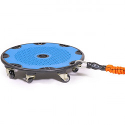 flex disc con elastico per esercizi funzionali