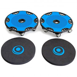 coppia di mini flex disc slider