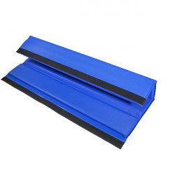 protezione di sicurezza per colonna con velcro