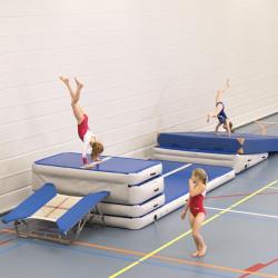 allenamento ginnastica scuola aria