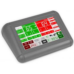 Tabellone elettronico multisport, consolle wireless