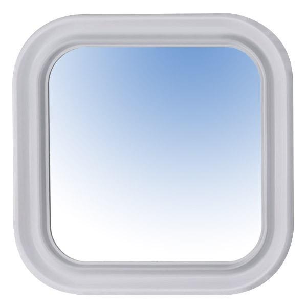 specchio per wc 46x46 cm