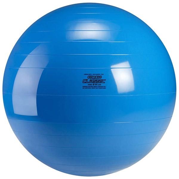 Palla Gymnic cm. 65, blu