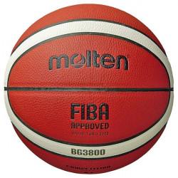 Pallone basket femminile B6G3800 misura 6