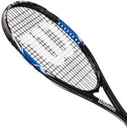 Dettaglio racchetta tennis Wilson Slam Tour Lite