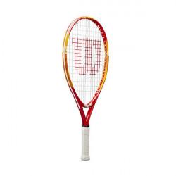 Racchetta tennis Wilson US Open 21 vista laterale