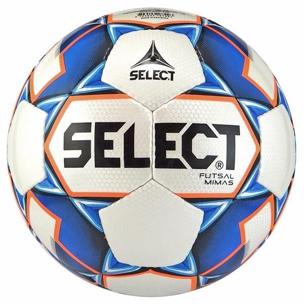 pallone calcetto Select Mimas bianco-blu