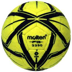 Pallone calcio Molten F4G3500 in feltro, indoor