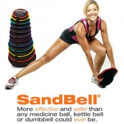 Sandbell da kg. 5,5 max., da riempire