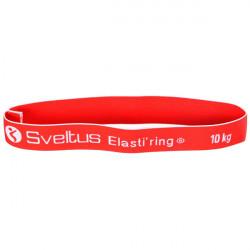Elastic ring anello elastico medio colore rosso