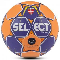 Pallone pallamano Select Mundo, misura 2