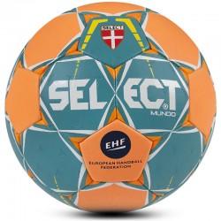 Pallone pallamano Select Mundo, misura 3
