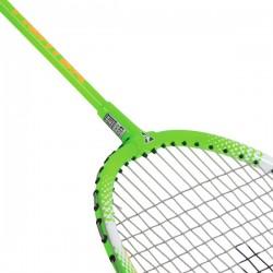 Racchetta per badminton Torro Fighter, dettaglio giunto