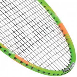 dettaglio testa della racchetta per badminton Torro Fighter