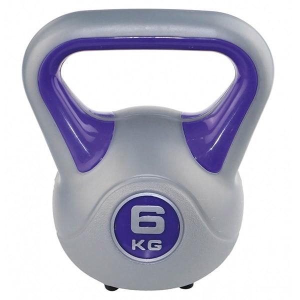 Kettlebell kg 6 per home fitness