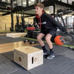 Plyobox in legno per ragazzi
