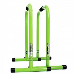 Parallele Lebert originali, modello Equalizer colore verde lime