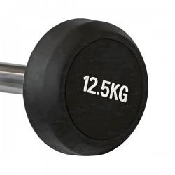 Bilanciere precaricato da 12,5 kg - dettaglio