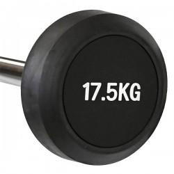 Bilanciere precaricato da 17,5 kg - dettaglio
