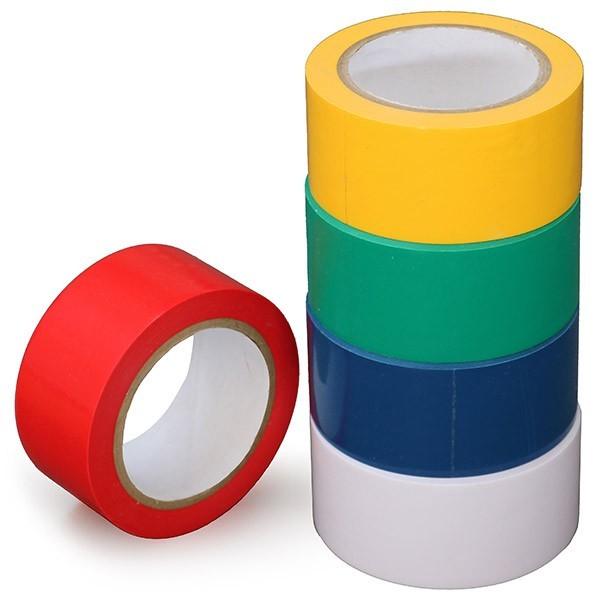 Nastro adesivo colorato per tracciatura campi sportivi, rotolo 33 mt