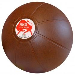 palla medica 5 kg, prodotto fabbricato in Italia