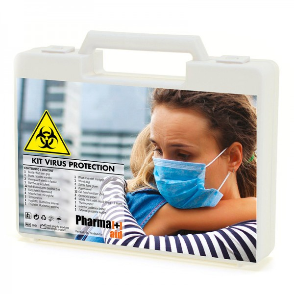 Kit Virus Protection in valigetta