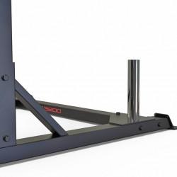 Rack per bilancieri Toorx WLX-3200 dettaglio alloggiamento