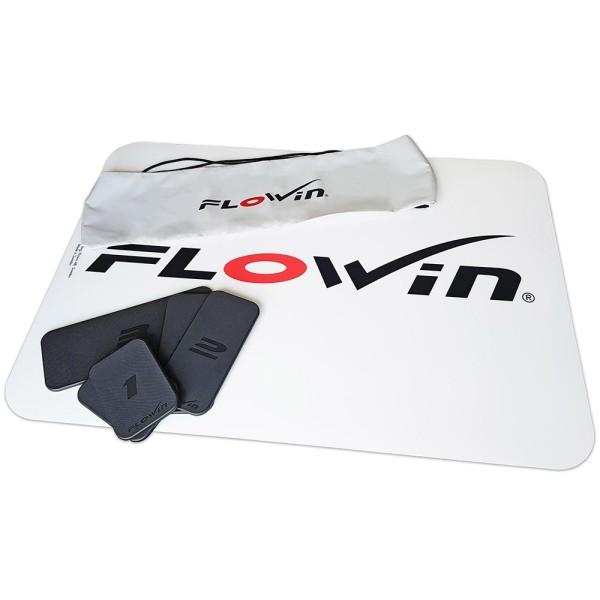 Flowin Sport completo di pads e borsa a tracolla