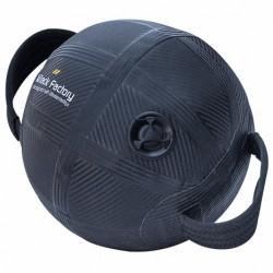 Aquaball M Carbon Look, riempibile con acqua max 25 kg