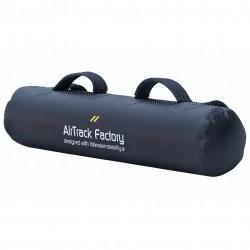 Aquabag M Carbon Look, cilindro riempibile 25 kg max