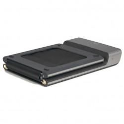 Tappeto mobile ultracompatto Toorx WalkingPad piegato