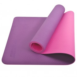 Stuoia arrotolabile Yoga e Pilates 183x61x0,4 cm