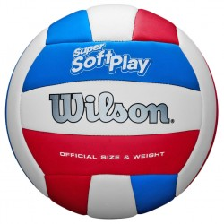 Pallone volley - beach volley Wilson Super Soft