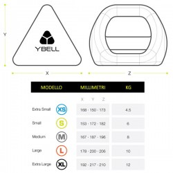 YBell Neo M (8 kg)