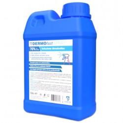 Soluzione idroalcolica igienizzante spray, tanica da 5 litri