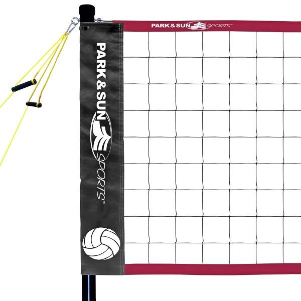 Impianto volley trasportabile per prato Spiker Pro