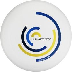 Frisbee per Ultimate da competizione modello Rotator - blu, giallo e nero
